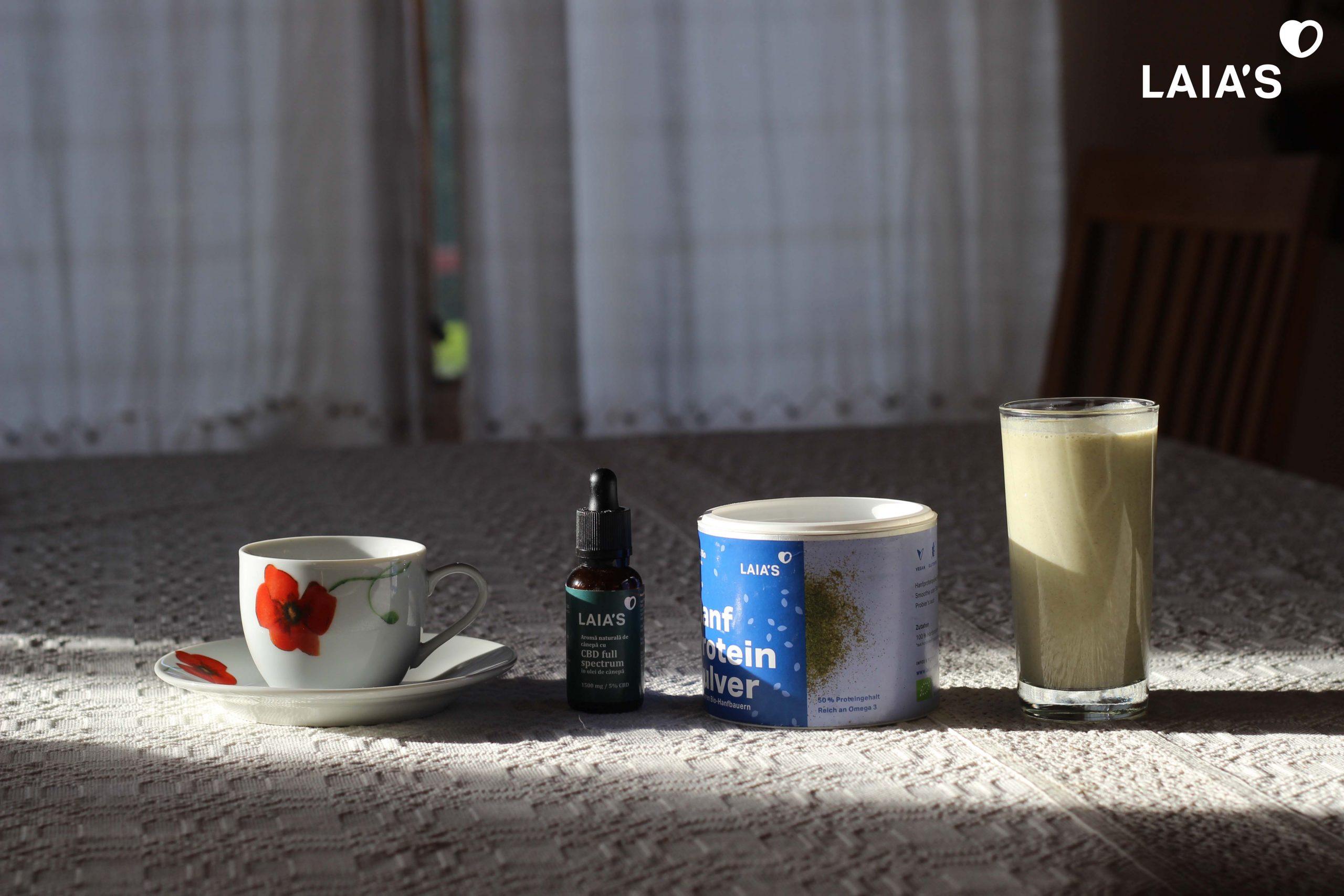 canepa la micul dejun